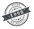 Selo Desde 1998